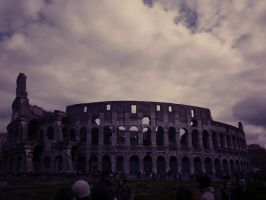 Colloseum 4 by lovethecolour