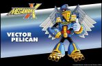 MMX Fan Maverick - Vector Pelican by justicefrog
