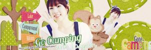 Go Camping with Tae by Ckipchip2k