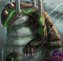 Doxertus is out! by KingCharEdCoal