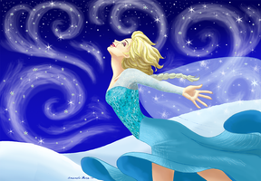 Let It Go by UsagiTenshi