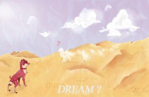 It is a dream ? by AliasNightmare