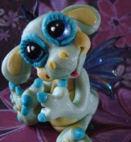 polymer clay wild thing bubba by crazylittlecritters