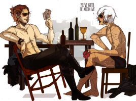 DA2: strip poker by Olivietta