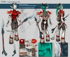 017 - WOW Contest Entry 3D by Athey