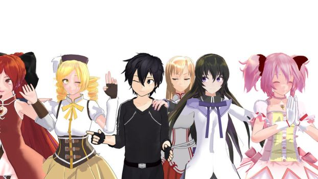 And... KIRITO, WHAT ARE YOU DOING!? by XCookienomnomnomX
