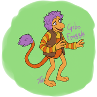 Gobo Fraggle by In-Tays-Head