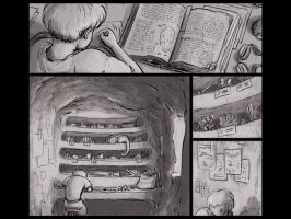 Myst: The Book of Atrus Comic - Page 36 by larkinheather
