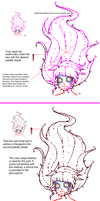Tutorial: Flowing Hair by Banished-Dreams