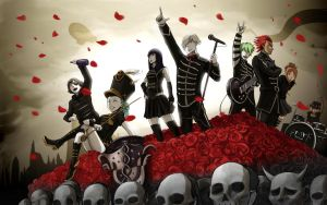 Welcome to the Death Parade by earthonmars