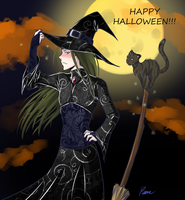 Happy Halloween by Shinda-Yume
