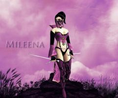Mileena new look by deexie