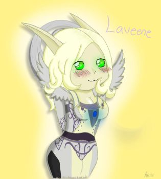 Laveene by Druidhaven