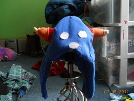 Home-Made Nepeta Hat by PsychoBabble192