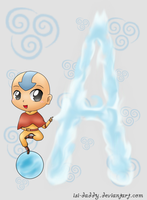 A - Aang by Isi-Daddy