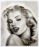 My Marilyn by CharmaineEliza
