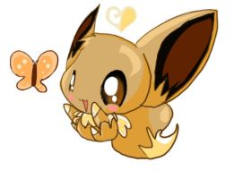 Eevee Chao v2 by Chaomaster1