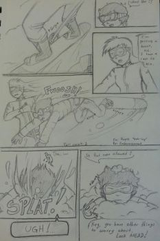 Snowboard Event pg. 3 by MonsieurDisaster