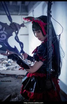 Rory Mercury Gate Cosplay 29 by eefai