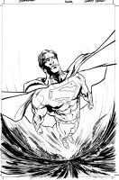 Superman Cover by thisismyboomstick