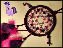 Twilight Sparkle Dream-Catcher by InuHalfDemon
