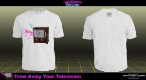 Throw away your Television by xpsam