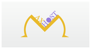 Max Host Logo by xmod