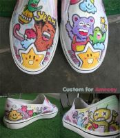 SHOES:Amreey by goenz