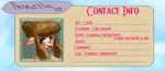 SA- Contact Info For Annella by Vanessa-The-Big-Pup