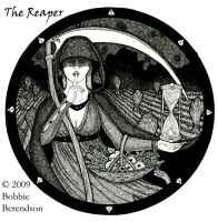 The Reaper - Lady Sabine by BobbieBerendson