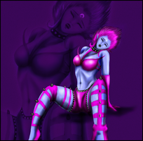 Evelynn by Niahawk