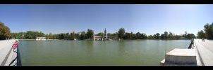 Estanque del Retiro 180 by ColetasSoft
