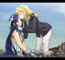 LLS - The Mermaid and the Prince by Athyra