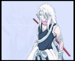Future Toshiro by Arrancarfighter