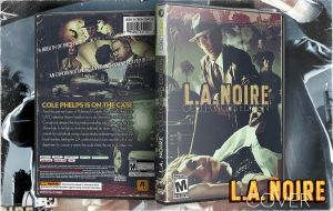 L.A. Noire Cover by Farkwind