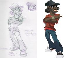 OneForHip-Hop: K-Os by DirtyDre
