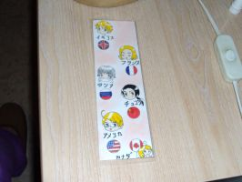 cool bookmarks by yao-chan
