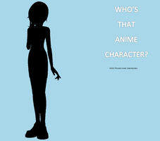 who's that anime character #4 by hermionejgranger
