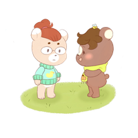 Bearparty by M-T0WN