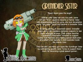 BF: Grenadier Sister by Alice13th