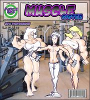 Muscle Sister Magazine 8 by MUS1969