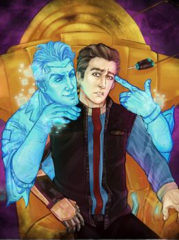 Jack and Rhys by Yakina