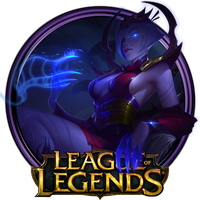 Blood Moon Elise Dock Icon by OutlawNinja