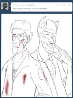 Halloween tiems by SuicidalSnail