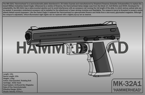 MK-32A1 Hammerhead (Request) by MOAB23