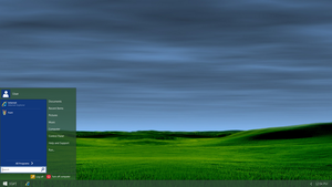 A Fresh Look for Windows XP (Concept) by gifteddeviant