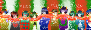 Gristmas Gristmas Gristmas by KittyMaria