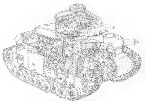 Mobile fortress mk.II by PenUser