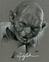 Gollum by prmedia