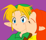 Young Malink Kiss by TheLuLu99